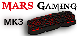 Review Mars Gaming MK3