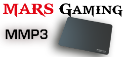 Review Mars Gaming MMP3