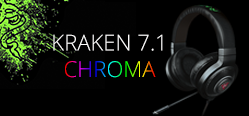 Review Razer Kraken 7.1 Chroma